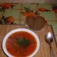 Болгаро-мексиканский острый суп от дяди Чили