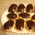 Пирожные для Куруша (эклеры с очень вкусным кремом)