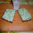 Замазка для бутербродов из зелени, масла и чеснока от Дядя Чили