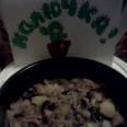 Острое жаркое из свинины с картофелем
