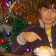 """Тортик """"Наполеон"""" с фруктовой прослойкой"""