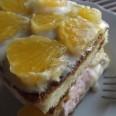 """Тортик с зефиром для сладкоежек из трактира """"Герб Ирраши"""""""