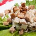 Традиционный салат. Американский Вальдорфский салат