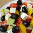Традиционные салаты. Греческий салат