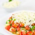 Традиционные салаты. Болгарский шопский салат