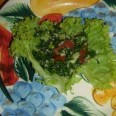 "Традиционные салаты. Ливанский салат ""Табули"""