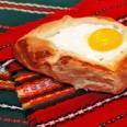 Традиционная кухня Грузии. Хачапури по-аджарски