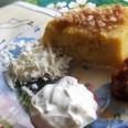 Традиционная кухня Абхазии. Мамалыга (абыста).
