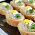 Традиционная кухня Израиля. Форшмак.
