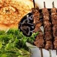 Традиционная кухня Кавказа. Шашлыки.
