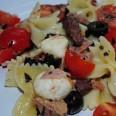 Традиционная средиземноморская кухня. Средиземноморский салат