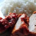Традиционная тайская кухня. Свинина по-тайски.