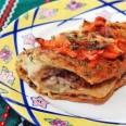Традиционная кухня Туниса. Окунь под острыми овощами