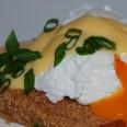 Традиционная кухня Франции. Яйца Бенедикт