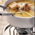 Традиционная кухня Швейцарии. Сырное фондю
