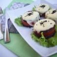Цуккини с помидорами под сыром