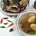 Балык шурва (рыбный узбекский суп)