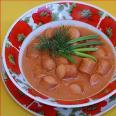Сосиски в томате ( или лечим подобное  подобным)))