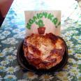 Пирог из лаваша с адыгейским сыром